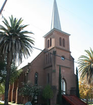 historic landmarks ione methodist church