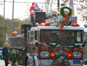 ione christmas parade