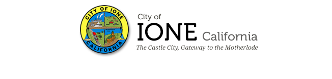 City of Ione, California